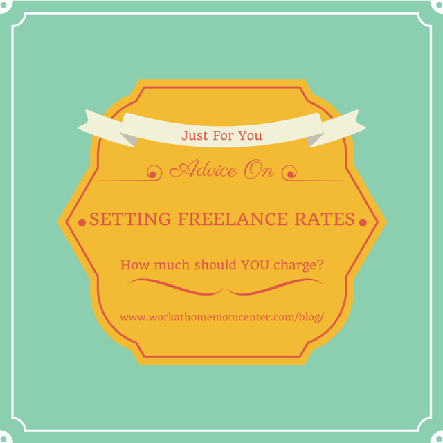 Advice on Setting Freelance Rates